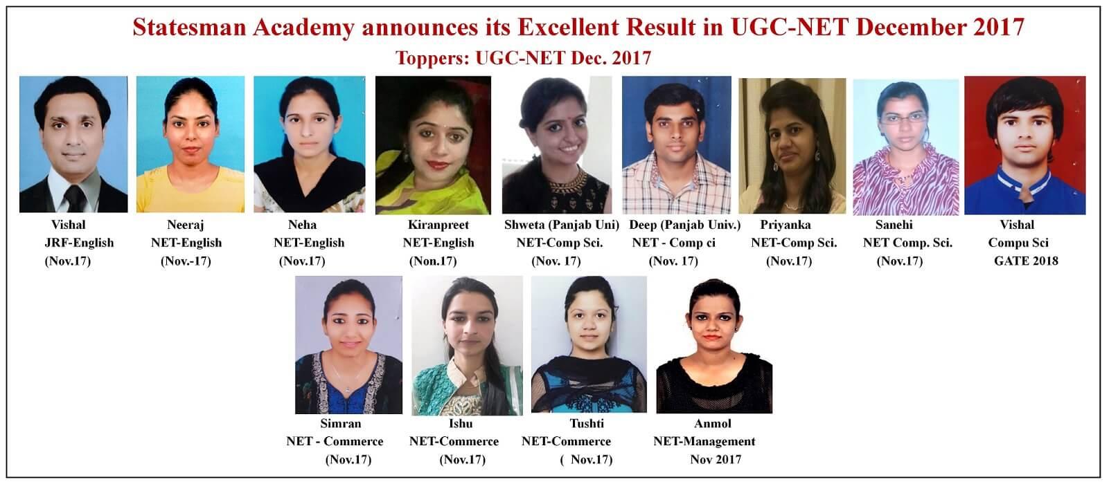 ugc net coaching in chaandigarh