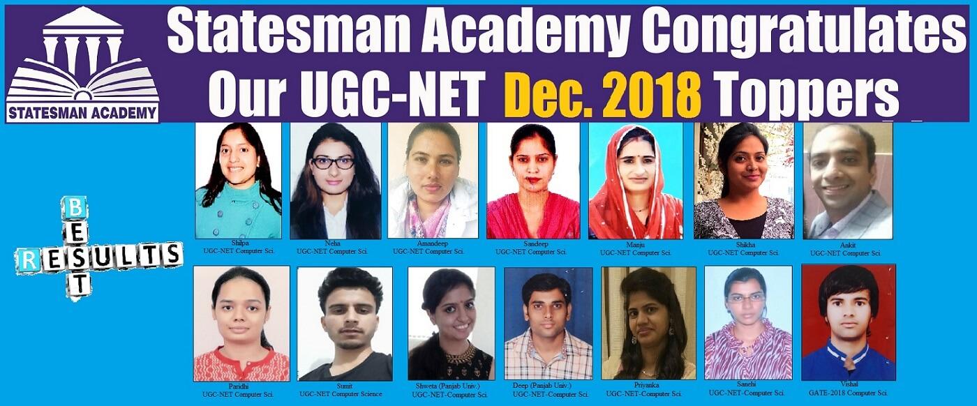 ugc net computer science coaching in chandigarh
